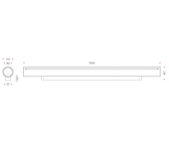 alexander di Mawa Design | Lampade parete