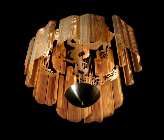 Faraway Tree - 1000 de Willowlamp | Objets lumineux