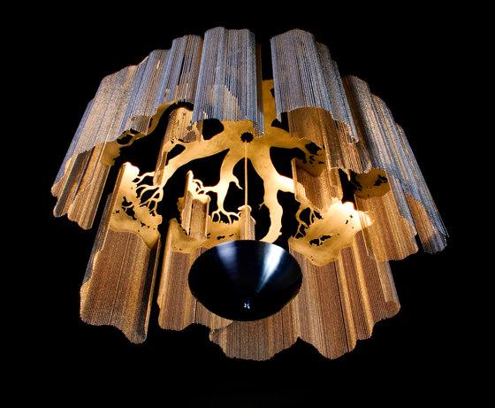 Faraway Tree - 1000 di Willowlamp | Oggetti luminosi