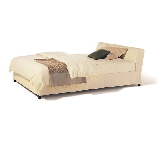 Basis 12 dacapo double beds from schramm architonic - Kangoeroe bed basis ...