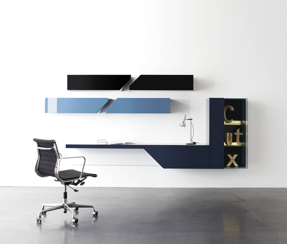 Cut X by Sudbrock | Desks