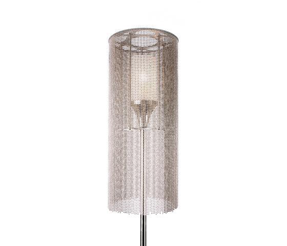 Circular Cropped 150 Standing Lamp de Willowlamp | Éclairage général