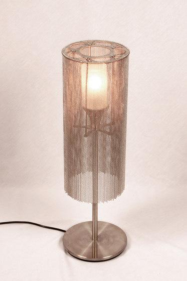 Circular Cropped 150 Table Lamp de Willowlamp | Iluminación general