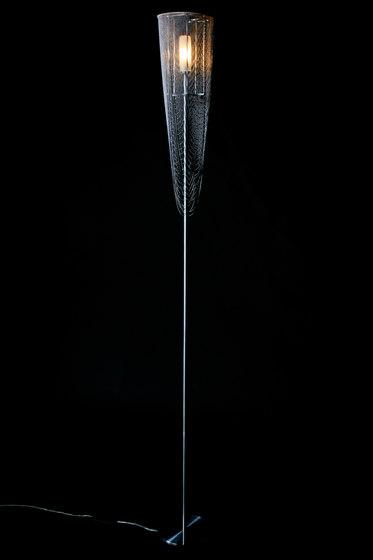 Circular Pod 150 Standing Lamp de Willowlamp | Luminaires sur pied