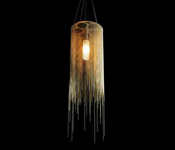 Circular Willow 150 Pendant Lamp di Willowlamp | Illuminazione generale