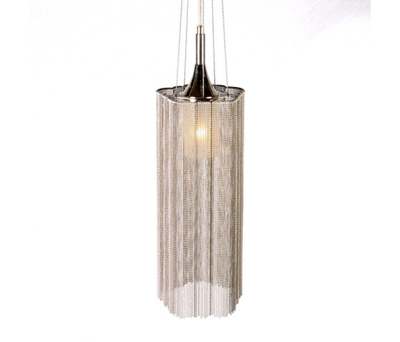 Scalloped Cropped 150 Pendant Lamp by Willowlamp | General lighting