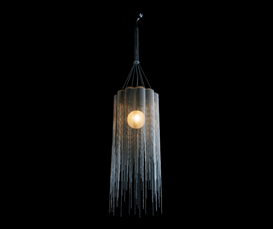Scalloped Willow 280 Pendant Lamp von Willowlamp | Allgemeinbeleuchtung