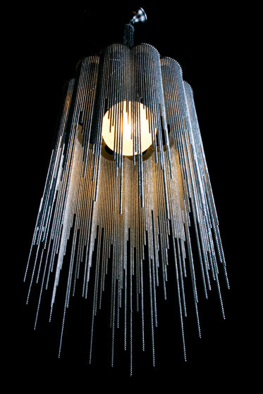 Scalloped Willow 280 Pendant Lamp de Willowlamp | Iluminación general
