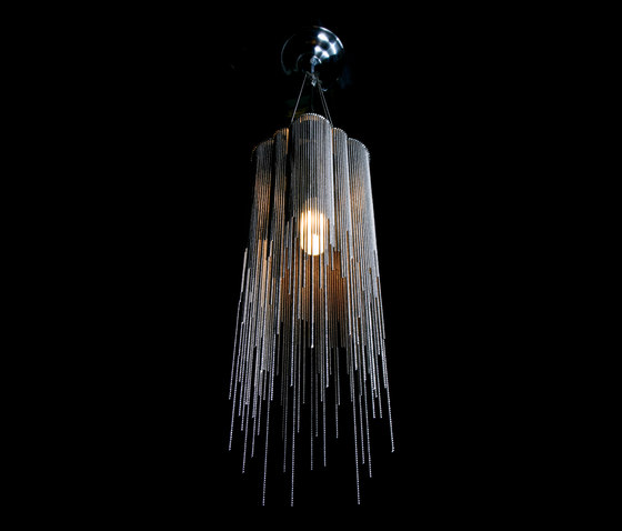 Scalloped Willow 150 Pendant Lamp by Willowlamp | General lighting