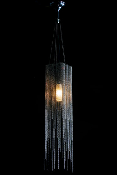 Scalloped Willow 150 Pendant Lamp by Willowlamp | Suspended lights