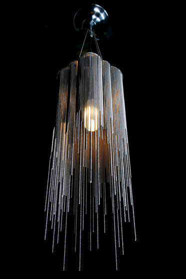 Scalloped Willow 150 Pendant Lamp von Willowlamp | Allgemeinbeleuchtung