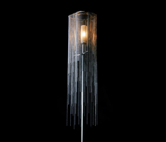 Scalloped Willow 150 Standing Lamp von Willowlamp | Allgemeinbeleuchtung