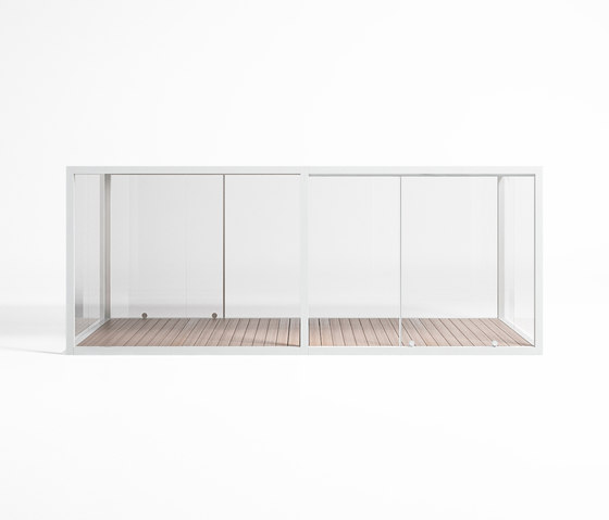 Cristal Box 2 by GANDIABLASCO | Gazebos