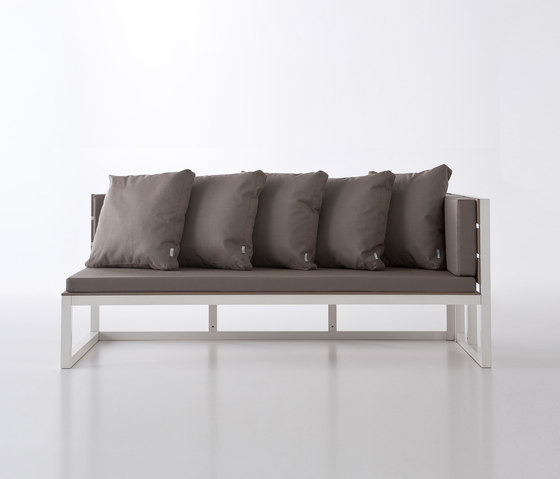 Atlantic Sofa modular 1* by GANDIABLASCO | Garden sofas