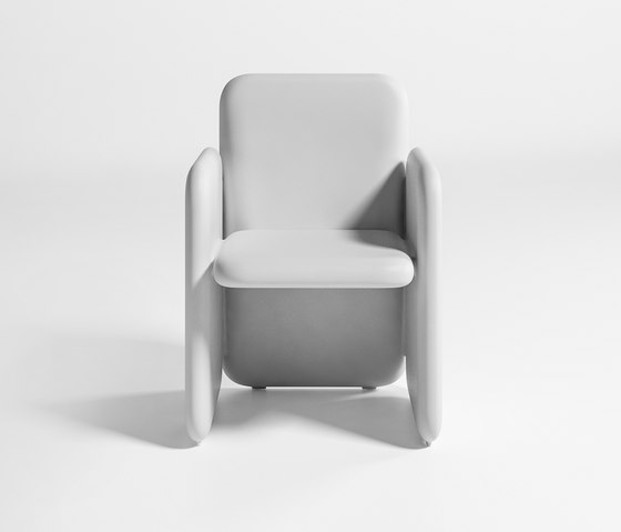 Big Armchair by GANDIABLASCO | Garden armchairs