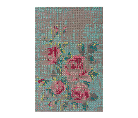 Canevas Rug Flowers Colour 1–3 by GAN | Rugs