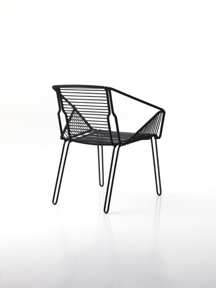Soba Chair de PCM Design | Sillas de jardín