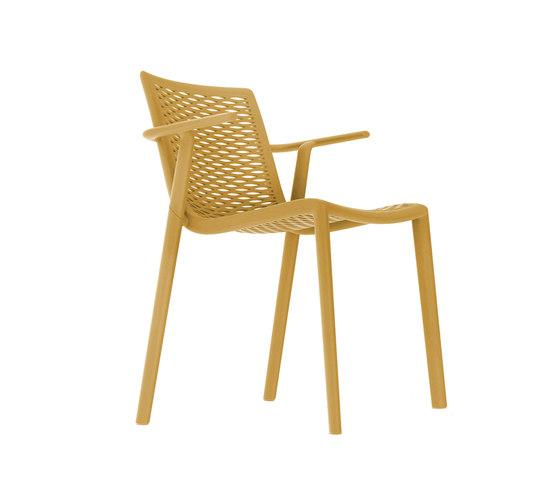 netKat armchair de Resol-Barcelona Dd | Chaises polyvalentes