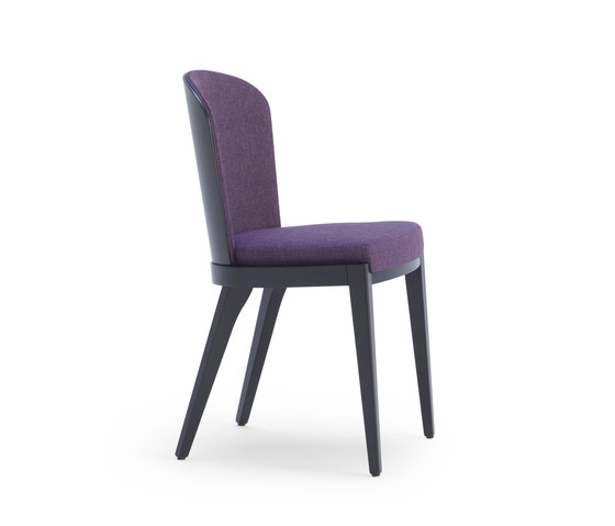 ALLURE LS by Accento | Restaurant chairs