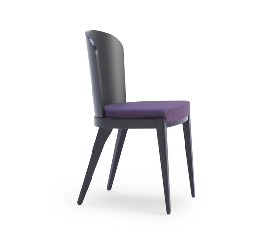 ALLURE L by Accento | Restaurant chairs