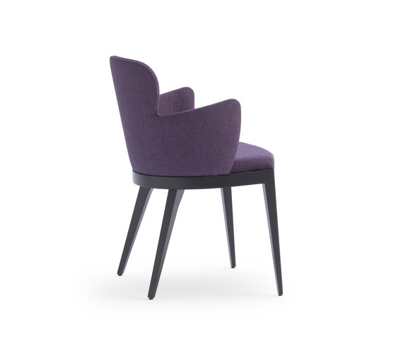 ALLURE P by Accento | Restaurant chairs