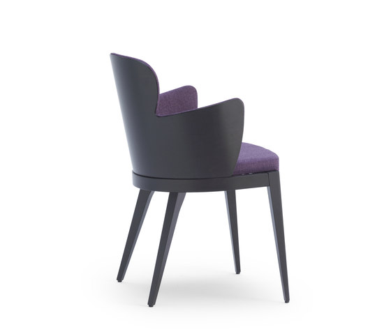 ALLURE PLS by Accento | Restaurant chairs