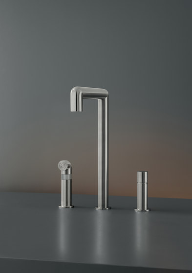Cartesio CAR07 by CEADESIGN | Wash basin taps