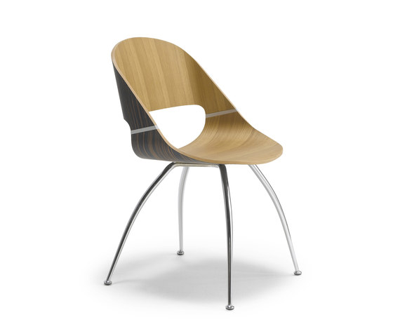 JUSTINE S2 by Accento | Restaurant chairs