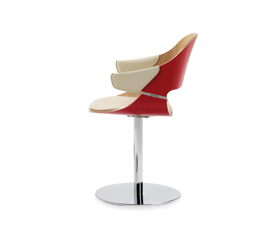 JUSTINE P1 by Accento | Restaurant chairs
