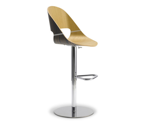 JUSTINE SG by Accento | Bar stools