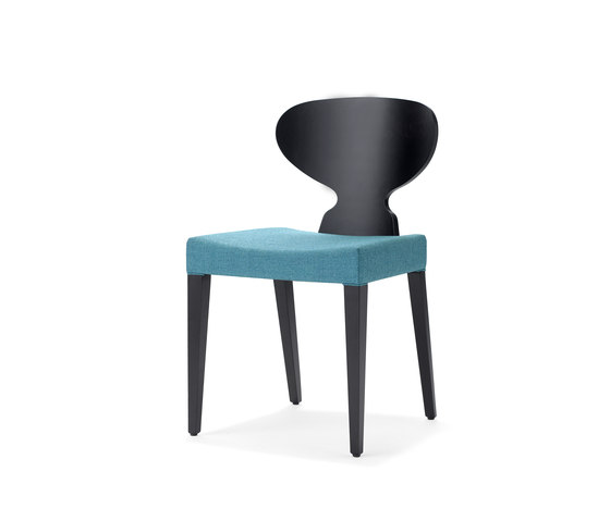 PUZZLE S1 by Accento | Restaurant chairs