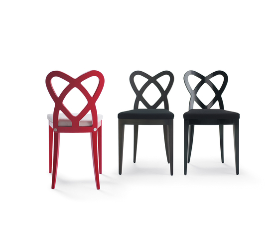 LOVE S by Accento | Restaurant chairs