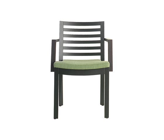 SWAMI P2STK by Accento | Restaurant chairs