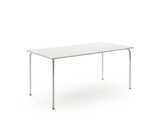 Pro Table 4 Legs de Flötotto | Mesas para aulas / escuelas