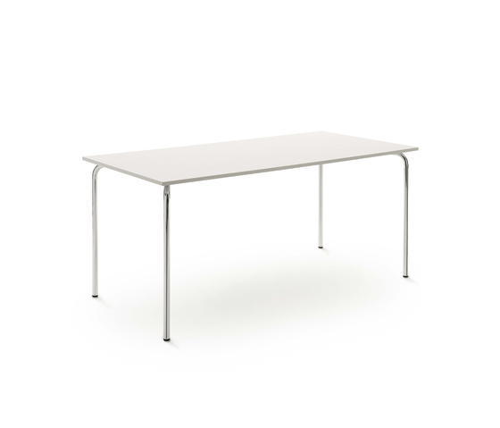 Pro Table 4 Legs di Flötotto | Classroom desks