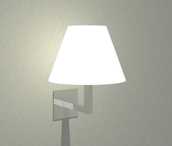 Conical Wall di QC lightfactory | Illuminazione generale