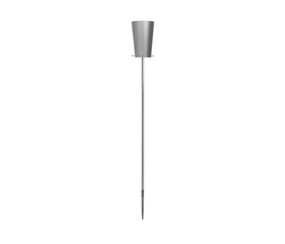 Pan-to 140 Floor lamp by Metalarte | Garden lighting