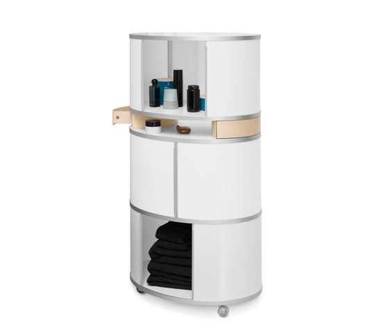 WOGG LIVA Ellipse Tower by WOGG   Sideboards