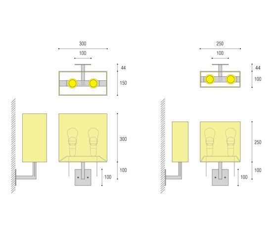 Giga-gigi Wall by QC lightfactory | General lighting