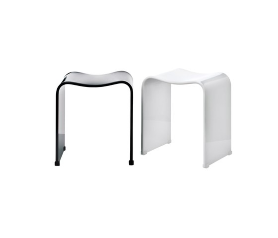 DW 80 by DECOR WALTHER | Stools / Benches