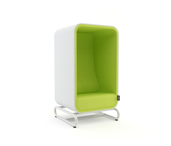 The Box Lounger by Loook Industries | Lounge-work seating
