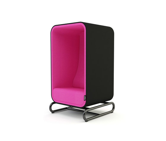 The Box Lounger di Loook Industries | Sedute lounge da lavoro