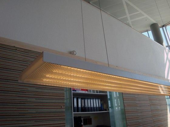 Q Flat Pendant von QC lightfactory | Allgemeinbeleuchtung