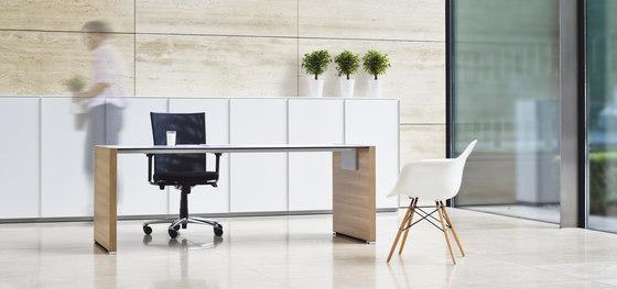 Conclusion by VARIO | Individual desks
