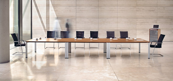 Icon by VARIO | Conference table systems