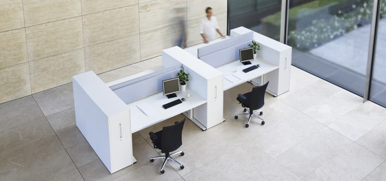 Stage by VARIO | Desking systems