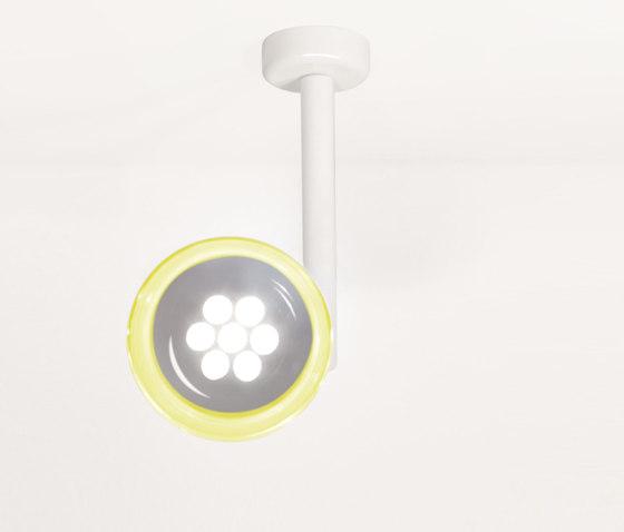 Monocle C1 LED Plafonnier de Luz Difusión | Éclairage général