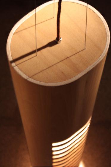 Tapio Pendelleuchte von Luz Difusión | Allgemeinbeleuchtung