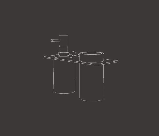 Stem MEN05 by CEADESIGN | Soap dispensers