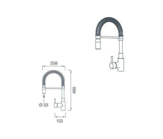Kitchen KIT08 by CEADESIGN | Kitchen taps